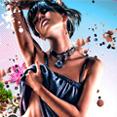 10 креативных дизайнов клубных флаеров