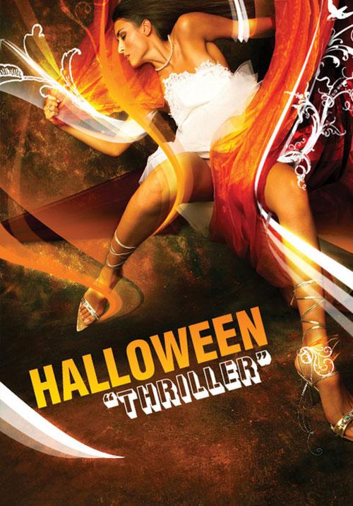 10 креативных дизайнов клубных флаеров-design-halloween