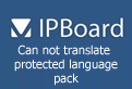 Can not translate protected language pack