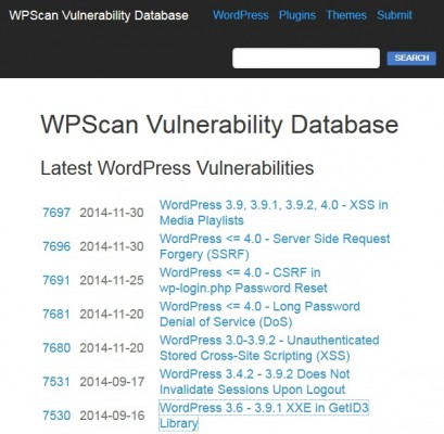 wp-scan
